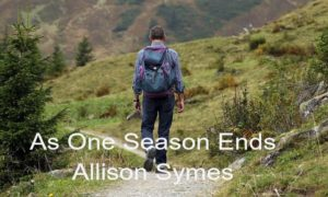Feature Image - As One Season Ends