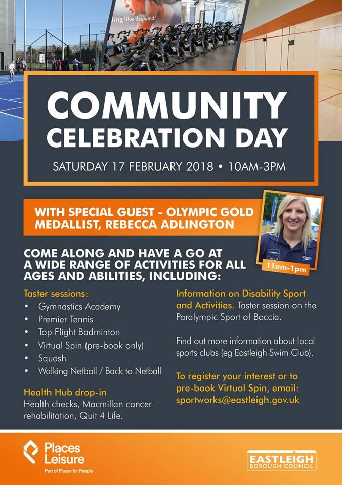 Community celebration day
