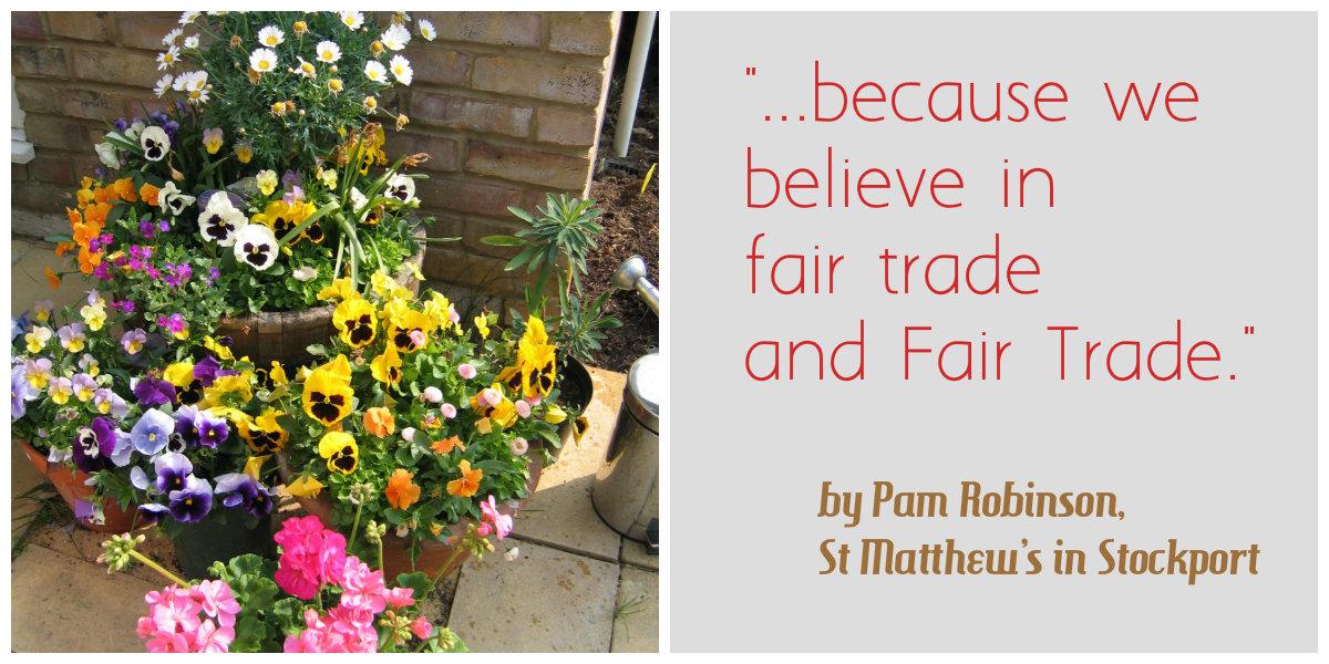 For Fair Trade