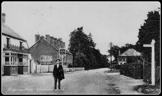 Fryern Hill 1914 image via Flickr