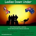 Ladies Down Under by Amanda Whittington