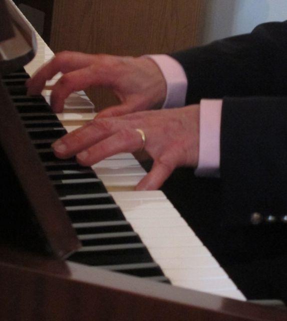 Secret of an organist