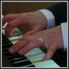 Dr Hugh Benham keyboard