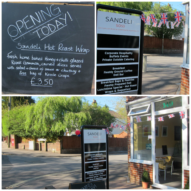 Sendali (SO53) on Hursley Road opened in May 2013