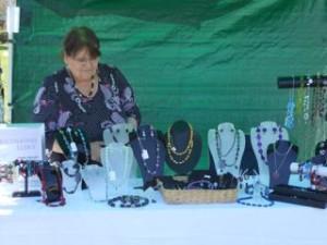 Sue, local jewellery maker.