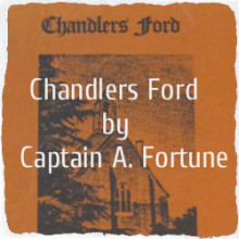 Chandlers Ford, book by Captain A. Fortune, Price 10/6