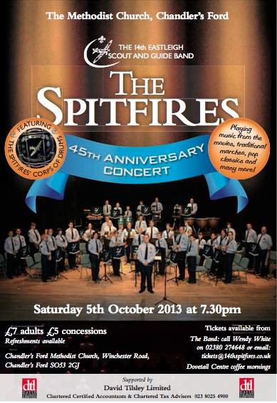 The Spitfires,  Chandler's Ford