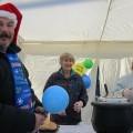 Soup Kitchen volunteers in Eastleigh
