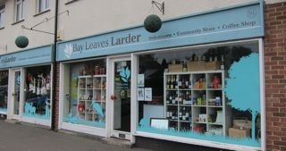 Bay Leaves Larder - image from CFT archives