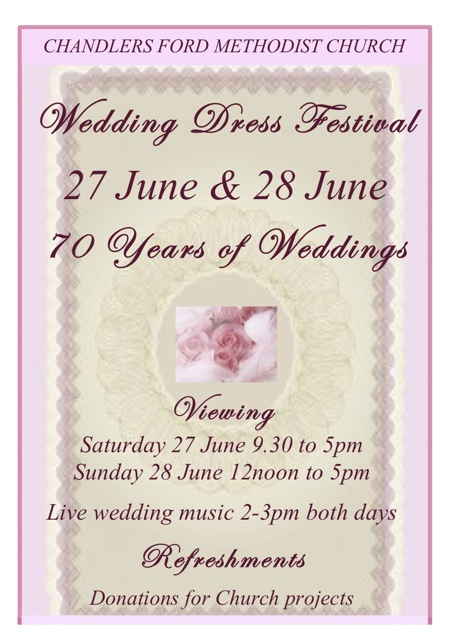 Wedding Dress Festival