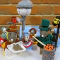 Dickensian Christmas by Knitters' Natters from Chandler's Ford.
