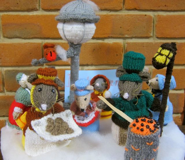 Dickensian Christmas by Knitters' Natter from Chandler's Ford.