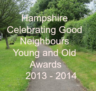 Good Neighbours Awards