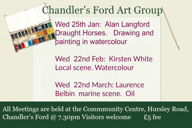 Chandler's Ford Art Group