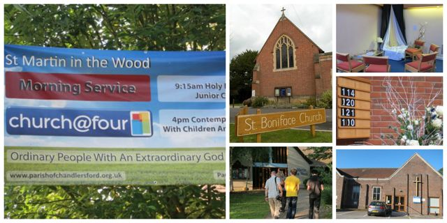 churches together collage