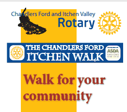 Chandler's Ford Itchen Walk logo