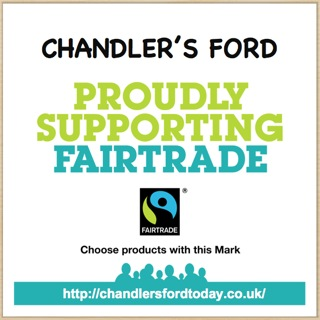 Chandler's Ford Today supports Fairtrade.