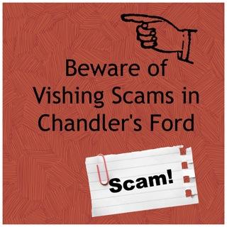 Beware of vishing scams: complex fraud.