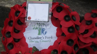 Chandler's Ford Parish Council.