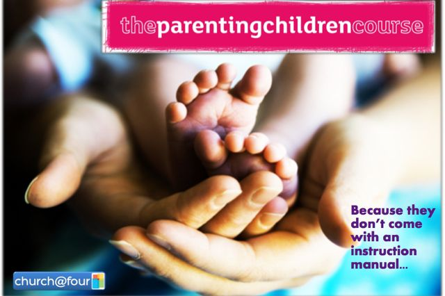 The Parenting Course by church@four at St. Martin in the Wood church.