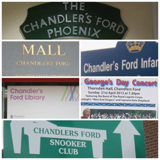 Chandler's Ford? Chandlers Ford?