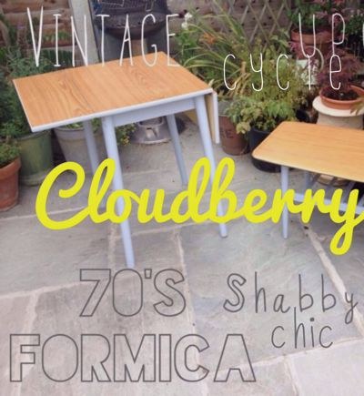 Cloudberry shabby chic furniture