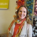 Jennie Blake runs the gift shop MIBI in Fryern Arcade in Chandler's Ford.