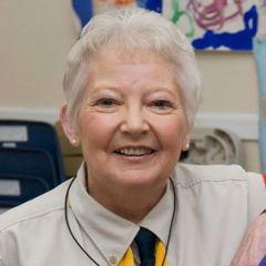 Carolyn Darbyshire MBE