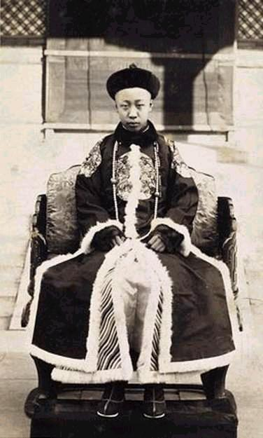 The Last Emperor of China, Puyi.