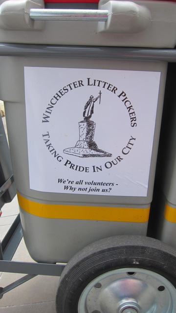 Winchester Litter Pickers