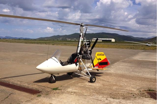 An Autogyro