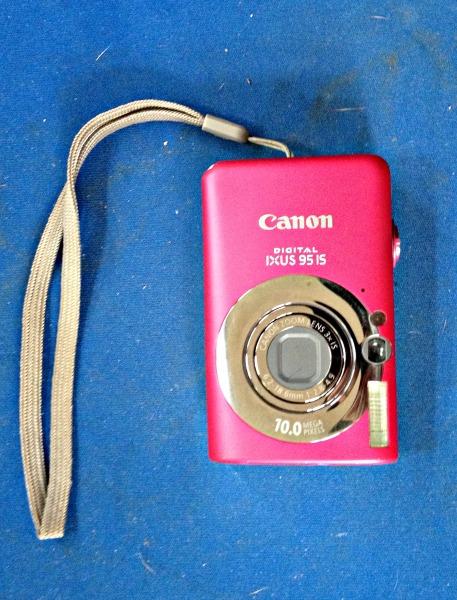 Camera Found.