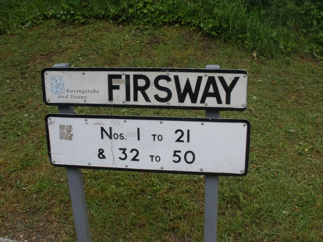 Firsway, Basingstoke and Deane.