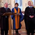 Hugh Benham, Honorary Fellow of the Guild of Church Musicians.