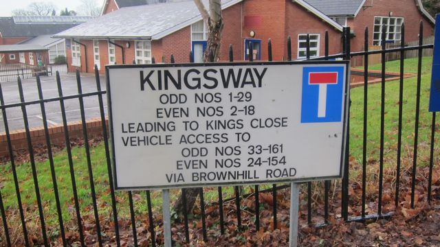 Kingsway, Chandler's Ford