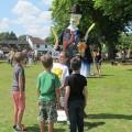 Pirbright Scarecrow Festival 2014