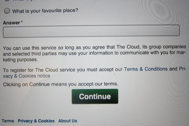 The Cloud 3