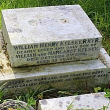William Henry Kelsey feature