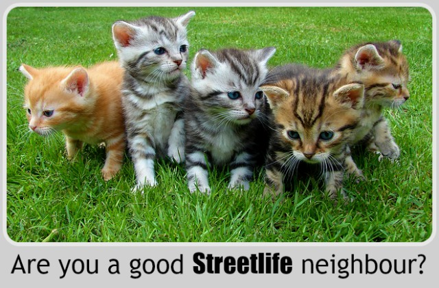 Are you as kind and lovely as we are on Streetlife?