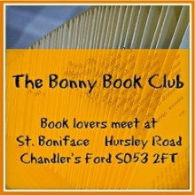 The Bonny Book Club, Hursley Road, Chandler's Ford.