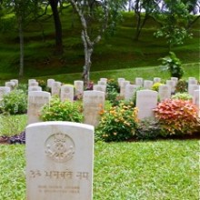 Kandy War Memorial feature