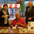 Leap of Faith book signing - Richard Hardie