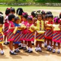 Sri Lankan children commonwealth games