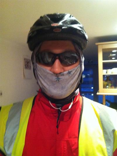 Vasilij: I'll be cycling for LimbPower from London to Amsterdam in September this year.