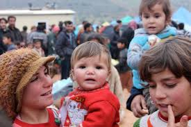 children in Lebanon