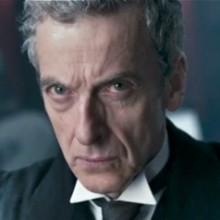 Capaldi new Doctor