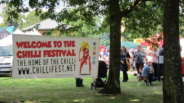 Eastleigh Chilli Festival 2014