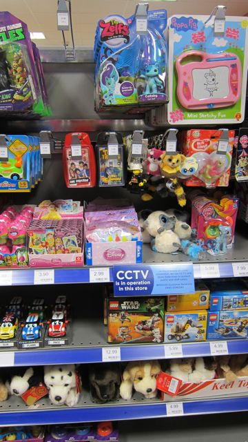 WH Smith Local in Chandler's Ford - toys, sweets, magazines, cards.