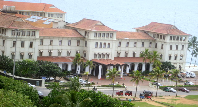 Galle Face Hotel, Colombo's original hotel