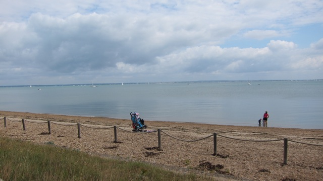 Queen Victoria's Osborne House beach opens to public since July 2012.